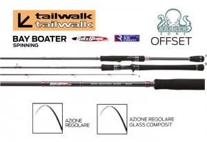 TAILWALK BAY BOATER S68ML