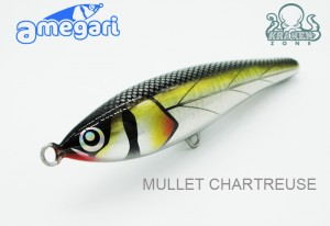 Mullet Chartreuse