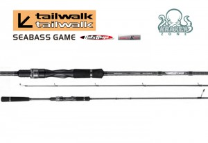 TAILWALK SSD SEABASS GAME 83MH