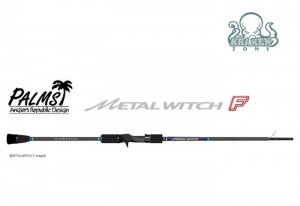 PALMS METAL WITCH F 634SF 150-200GR.  PE 3