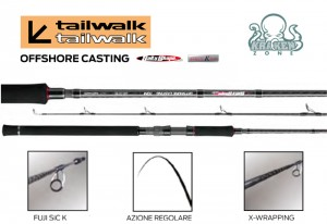 TAILWALK SSD OFFSHORE CASTING 7.0FT