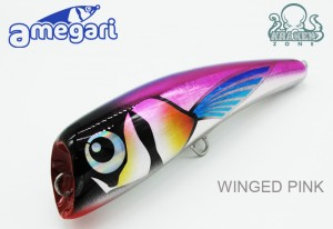 Winged Pink